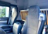 asientos MAN TGS 18480