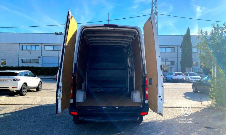 zona de carga panelada Volkswagen Crafter 30 L3H3