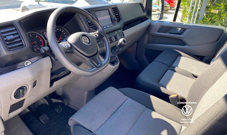 interior Volkswagen Crafter 35 L3H3