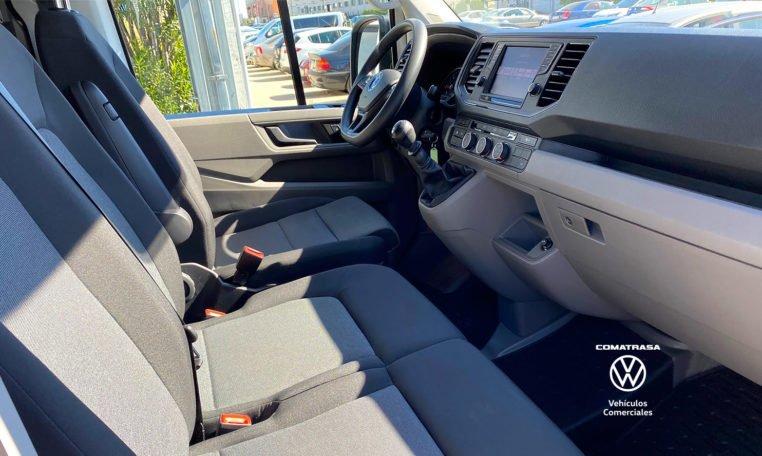 asientos Volkswagen Crafter 35 L3H3