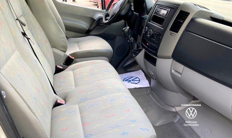 asientos Volkswagen Crafter Chasis Carrozado