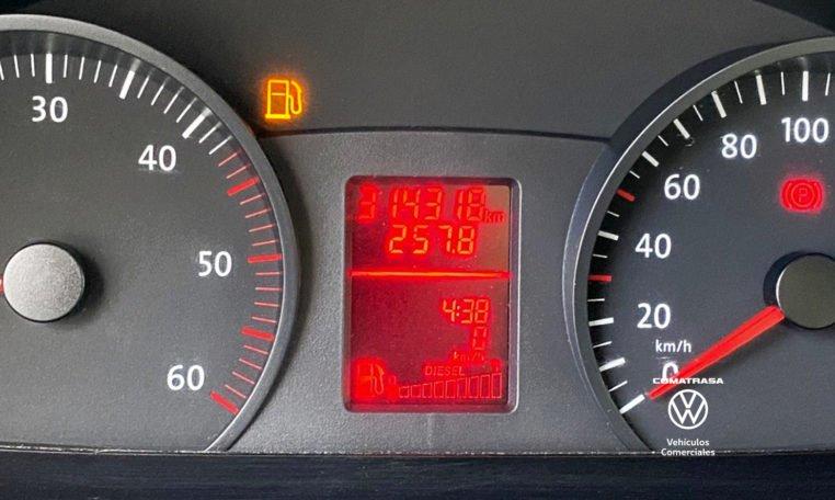 kilómetros Volkswagen Crafter Chasis Carrozado
