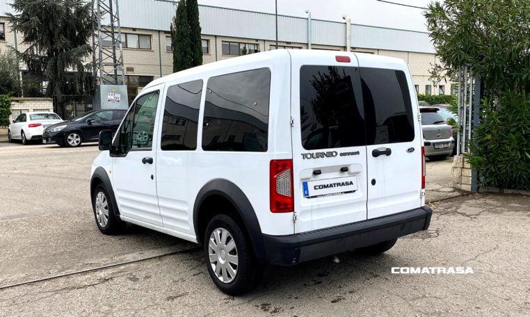 lateral izquierdo Ford Tourneo Connect