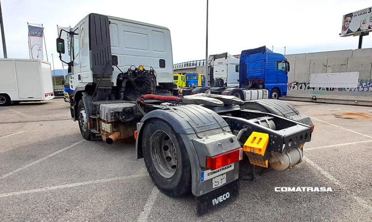 lateral izquierdo Iveco Stralis 430 Tractora con Equipo Hidráulico