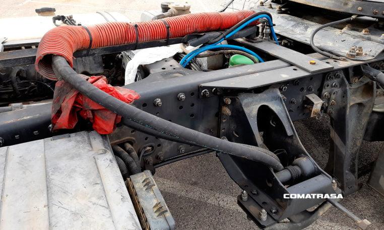 Iveco Stralis 430 Tractora
