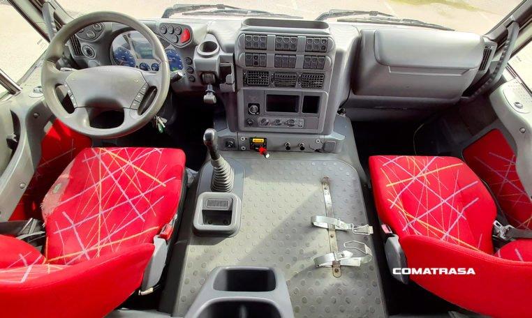 cabina Iveco Stralis 430 Tractora con Equipo Hidráulico