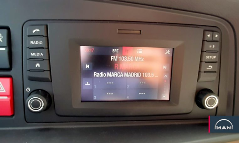 radio MAN TGM 18.290