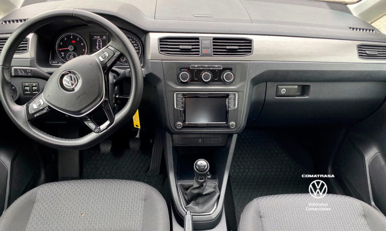 interior Volkswagen Caddy Trendline TSI
