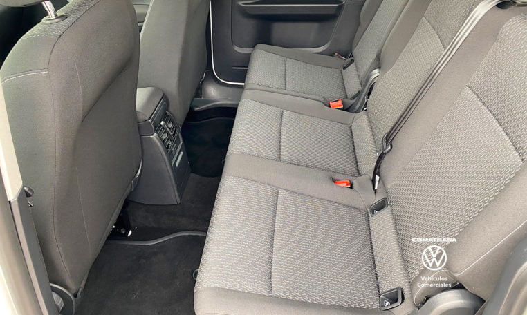 5 plazas Volkswagen Caddy Trendline TSI
