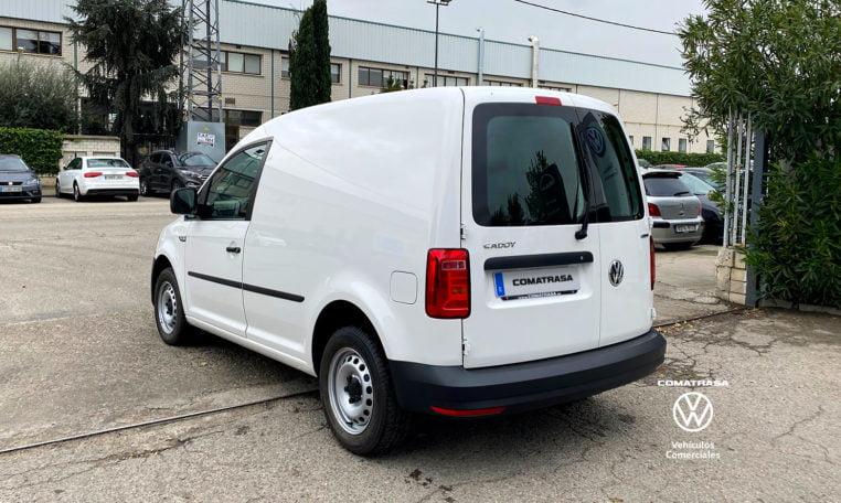 lateral izquierdo Volkswagen Caddy Profesional 1.4 TGI