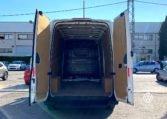 zona de carga Volkswagen Crafter 35 L4H3