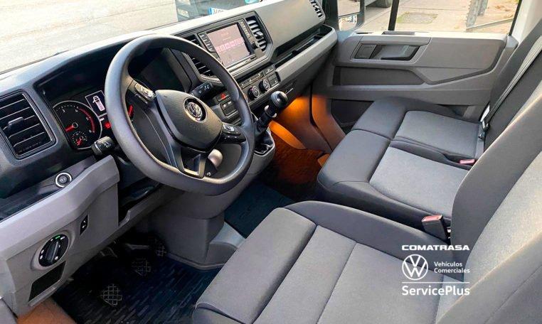 interior Volkswagen Crafter 35 L4H3