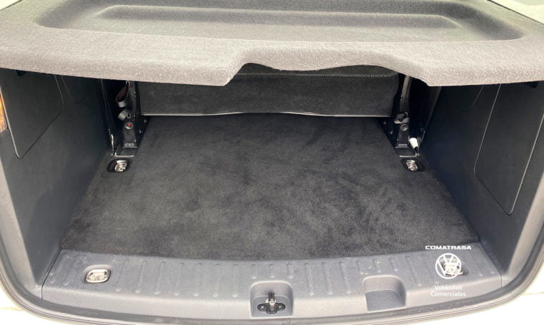 maletero Volkswagen Caddy Maxi Trendline