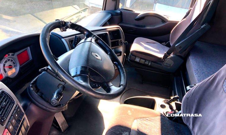 cabina Renault Magnum 460 T18
