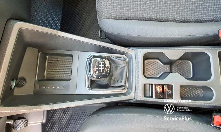 cambio manual Caddy Cargo 5 2021