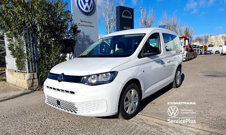 Volkswagen Caddy 5 Origin