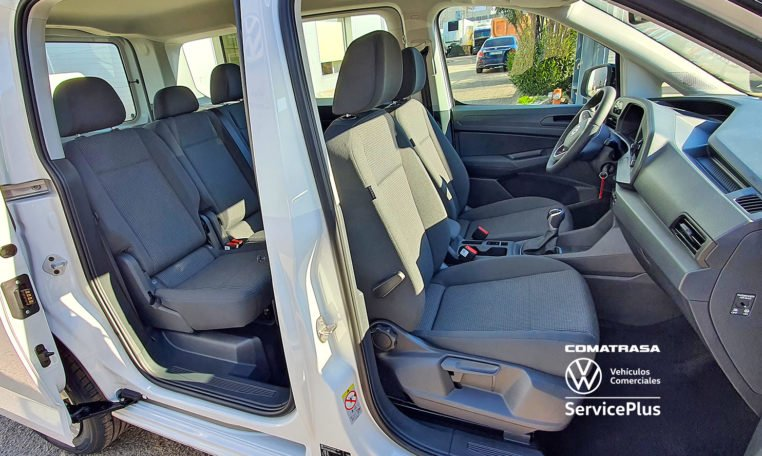 5 plazas Volkswagen Caddy 5