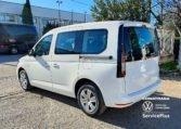 lateral Volkswagen Caddy 5 Origin