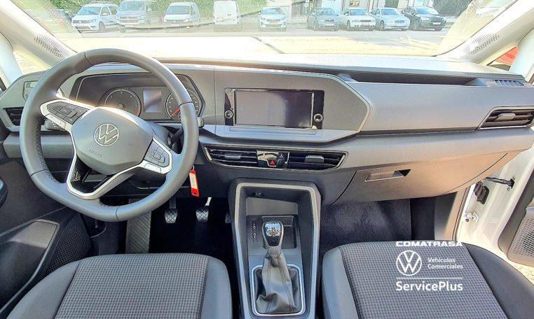 salpicadero Volkswagen Caddy 5