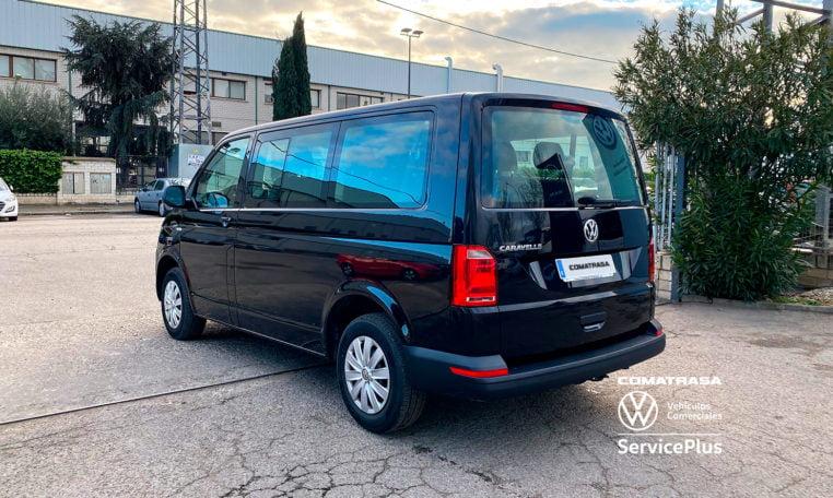 lateral t6 Volkswagen Caravelle 150 CV