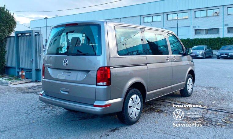 lateral derecho Volkswagen Caravelle T6.1