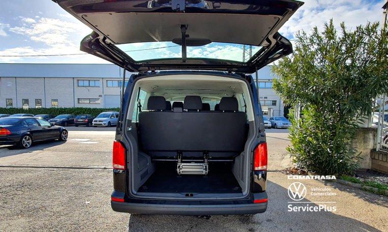 maletero Volkswagen Caravelle T6.1 Origin