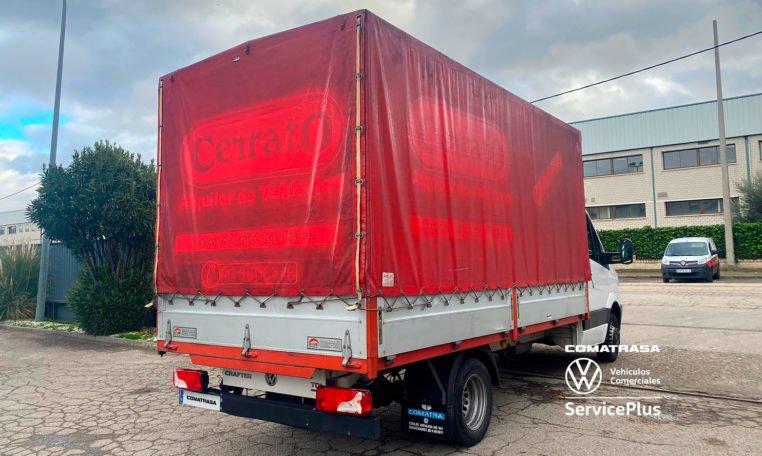 lateral Volkswagen Crafter 35 PRO 2.0 TDI 163cv