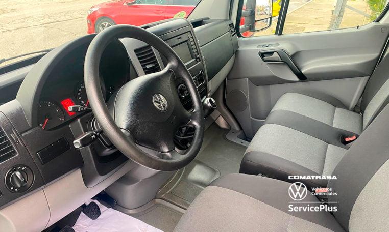 cabina Volkswagen Crafter 35 PRO 2.0 TDI 163cv