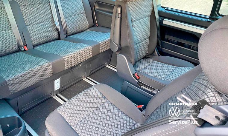 asientos giratorios Volkswagen Multivan T6.1