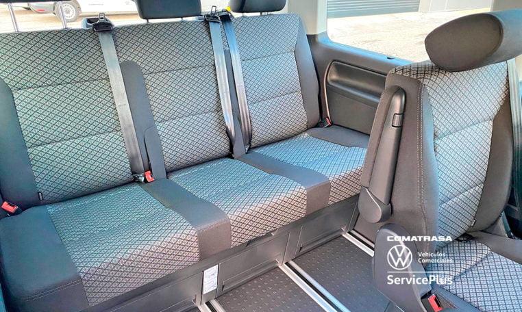 7 plazas Volkswagen Multivan T6.1
