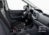 interior Volkswagen Caddy 5 Outdoor 2021