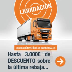 liquidación camiones tractoras
