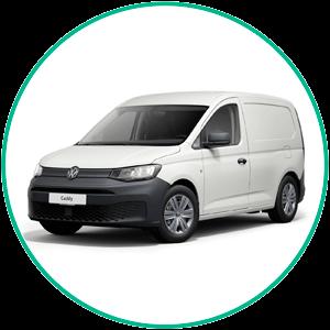Renting Volkswagen Caddy 5 Cargo