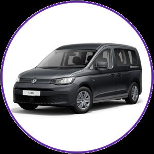 Renting Volkswagen Caddy 5 Kombi