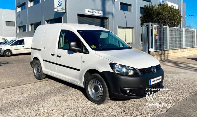 2014 Volkswagen Caddy 1.6 TDI