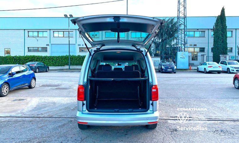 portón Volkswagen Caddy Maxi Trendline