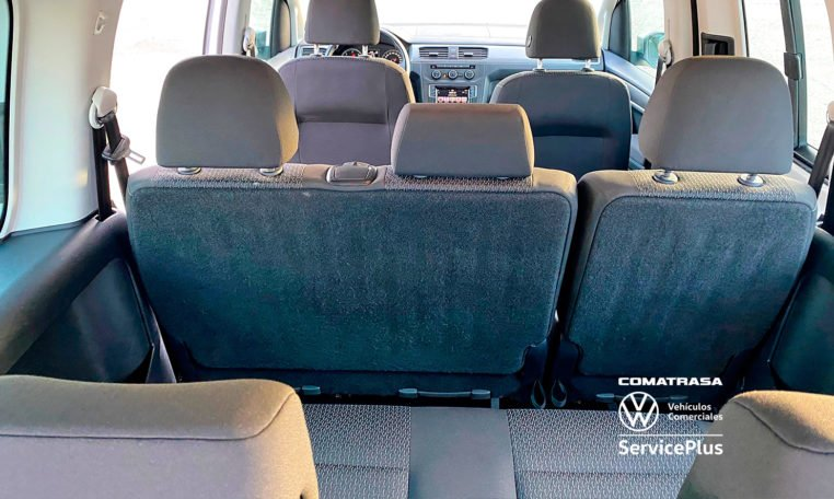 interior Volkswagen Caddy Maxi Trendline