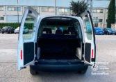 zona de carga Volkswagen Caddy Pro Kombi