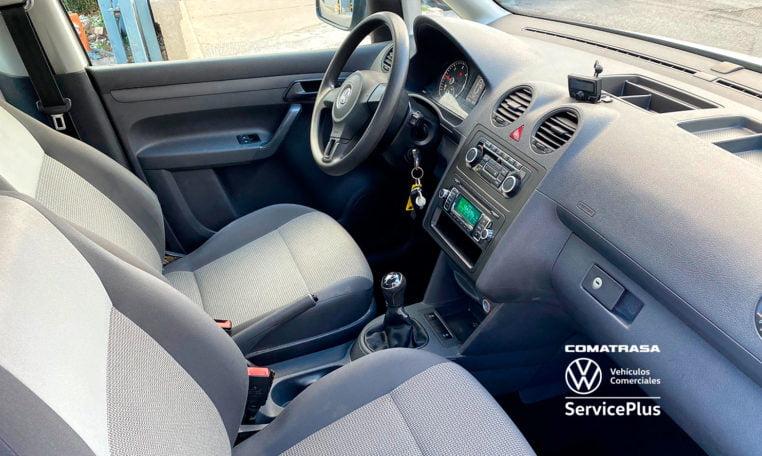 aseintos Volkswagen Caddy Pro Kombi