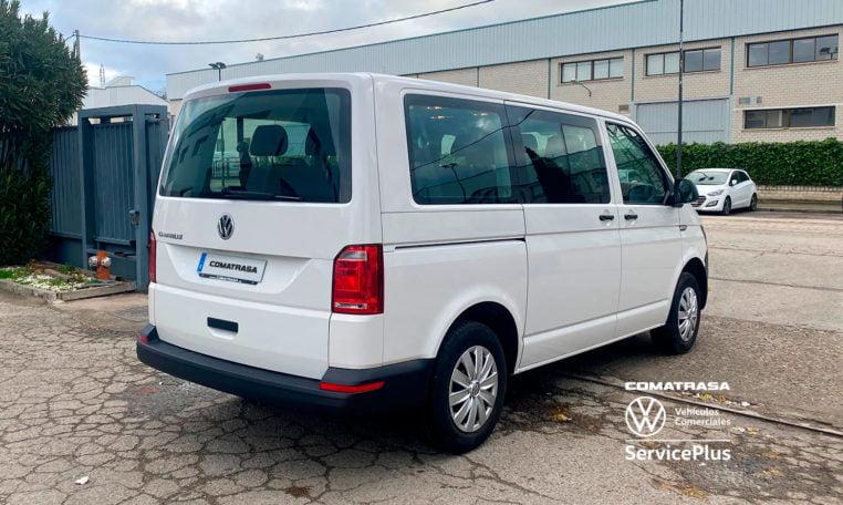 lateral derecho Volkswagen Caravelle Trendline T6