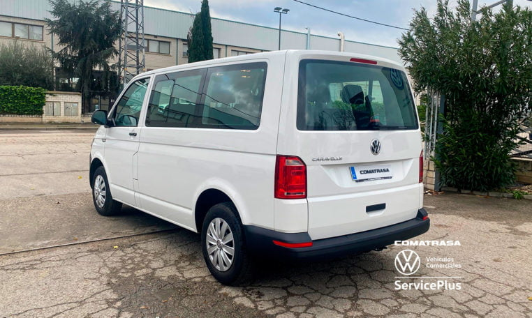 lateral izquierdo Volkswagen Caravelle Trendline T6