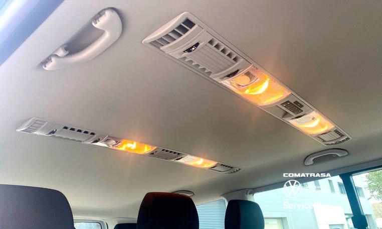 climatización Volkswagen Caravelle Trendline T6