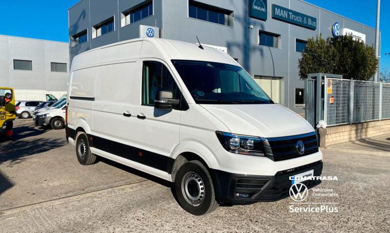 2020 Volkswagen Crafter 30 L3H3