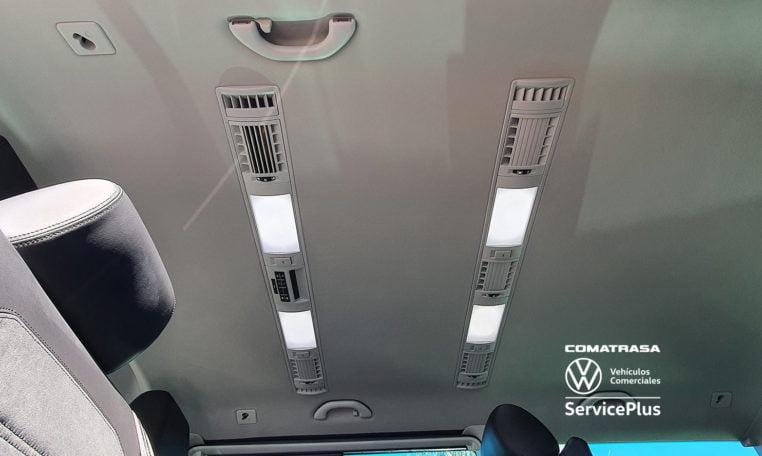climatización Multivan Premium DSG