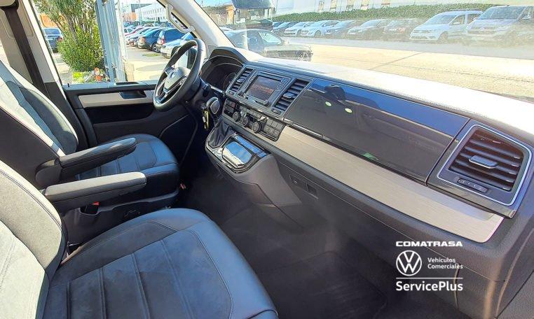 asientos delanteros Multivan Premium DSG