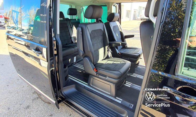 asientos cuero Multivan Premium DSG