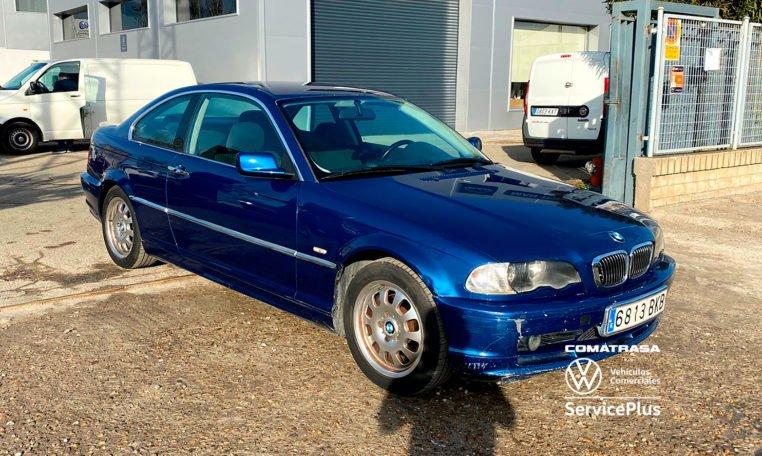 2001 BMW 318Ci Coupé (E46)