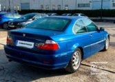 lateral BMW 318Ci Coupé (E46)