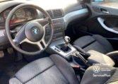 asientos delanteros BMW 318Ci Coupé (E46)