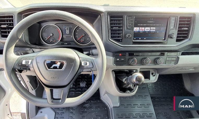 volante MAN TGE 3140 2.0 TDI 140 CV